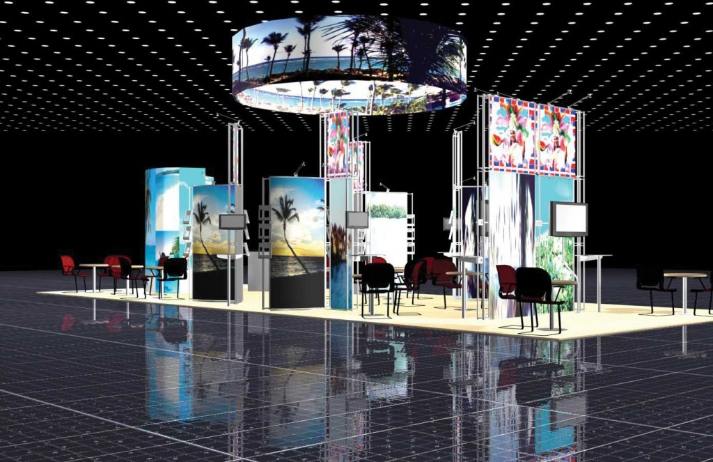 Trade Show Displays Vision Graphics